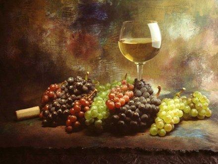 L'uva,la regina d'autunno