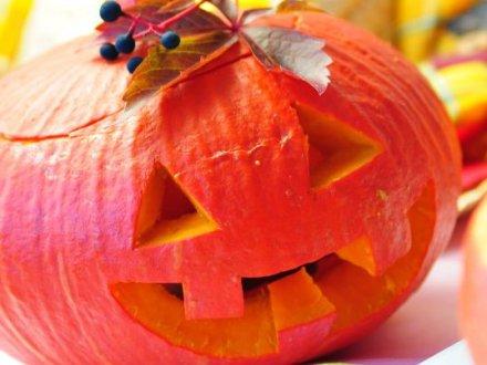 Halloween - Come intagliare la zucca