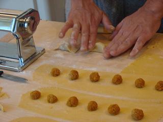 Ricetta per i tortellini in brodo