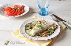 Orata con zucchine in agrodolce