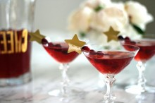Cocktail Red Christmas