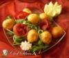 Insalata di bresaola, rucola e perle di parmigiano
