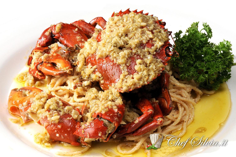 Granseola ricette cucina