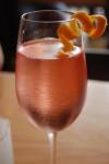 Spumante rosè aromatizzato – aperitivo di Natale