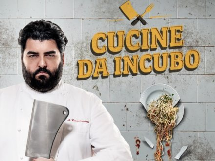 Cucine da Incubo - Italia