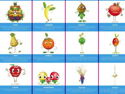Foody, la mascotte dell'Expo 2015