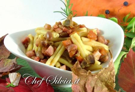 Ricetta pasta d'autunno