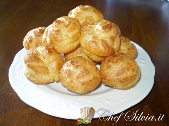 Bignè (pasta Choux)