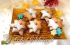 Biscotti di Natale – stelle al caffè
