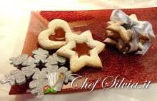 Biscotti di vetro-Christmas cookies