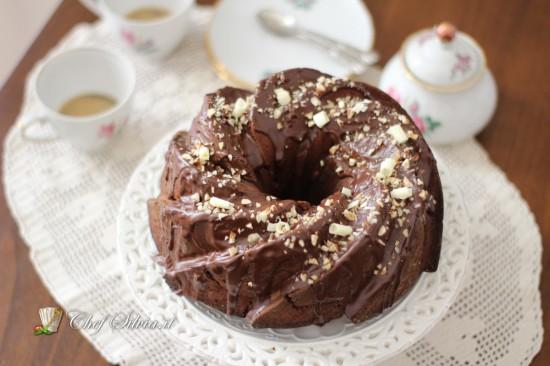 Bundt cake al cioccolato