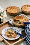 Pasticcio di pollo in crosta - Chicken pot pie