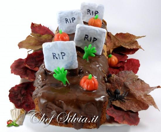 Cimitero stregato di Halloween