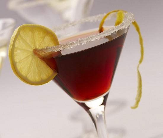 Vermouth al mandarino - aperitivo di Natale