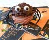 Spider cupcake – cupcakes di Halloween