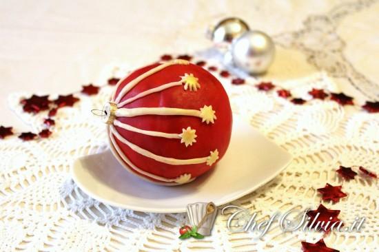 Dolce pallina di Natale