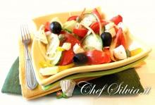 Insalata greca -  Horiátiki salata