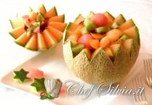 Macedonia di frutta estiva