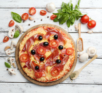 Pizza, focacce e torte salate