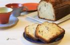 Plumcake cioccolato e cannella
