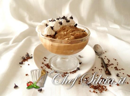 Sorbetto al caffè e marsala