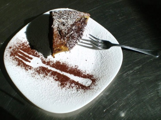 Sospiro al cacao
