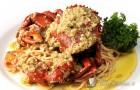 Spaghetti alla granseola