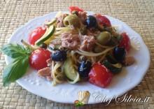 Spaghetti alla mediterranea