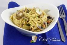 Spaghetti alle telline