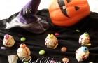 Tartufi stregati di Halloween